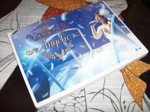 Abe Natsumi concert tour 2008 aki Angelic DVD
