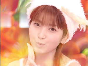 """Shibata """"Bunny"""" Ayumi"""