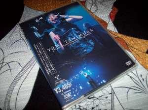 "Tanimura Yumi ""Feel Mie Special Live Live Live"" DVD"