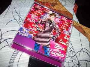 "Matsuura Aya ""Chocolate damashii"" pv DVD single"
