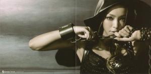 """Amuro Namie """"WILD"""" / """"Dr."""" CD + DVD edition (jacket scan)"""