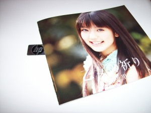 """""""Otome no inori"""" type B photo booklet"""