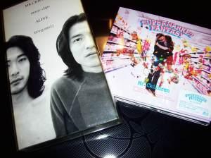 "Mr.Children ""ALIVE"" pv clips & ""Supermarket Fantasy"" album release w/DVD"