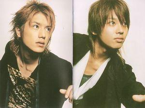 "Tackey & Tsubasa ""Takitsuba Clips"" (booklet scan2)"