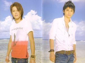 "Tackey & Tsubasa ""Takitsuba Clips"" (booklet scan5)"