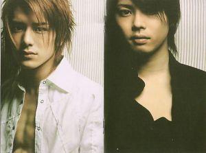 "Tackey & Tsubasa ""Takitsuba Clips"" (booklet scan)"