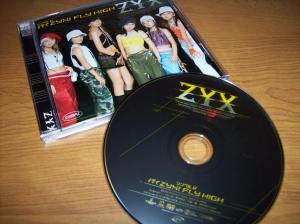 """ZYX """"Iku ZYX! FLY HIGH"""" pv DVD single"""