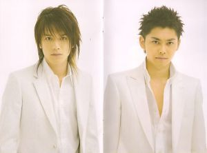 "Tackey & Tsubasa ""Takitsuba Clips"" (booklet scan4)"