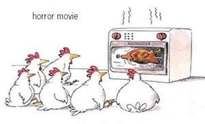 Horror movie!!! :o
