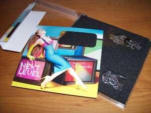 """Hamasaki Ayumi """"NEXT LEVEL"""" album on USB"""