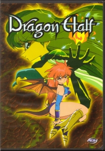 Dragon Half (DVD cover scan)