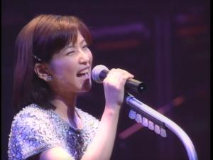 """Moritaka Chisato """"Do The Best"""" at Yokohama Arena"""