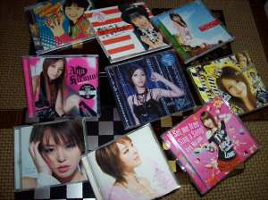 Hirano Aya single collection complete.