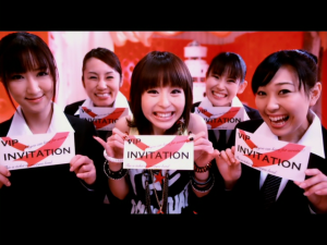 "Hirano Aya & friends in ""Set me free"""