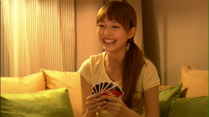 "Hirano Aya in ""Love Story"" DVD"
