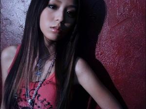"""Hirano Aya in """"LOVE GUN"""""""