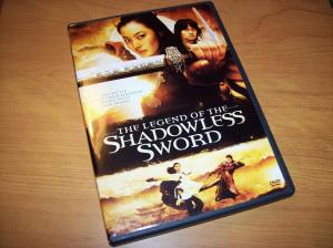 """""""The Legend of the Shadowless Sword"""" (domestic U.S. release)"""