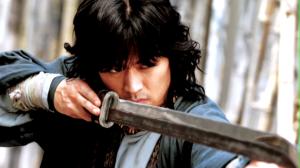 "Lee Seo Jin as ""Prince Jung-Hyun"""