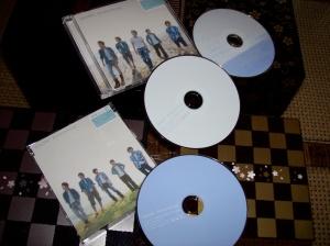 """Arashi """"Everything"""" LE w/DVD & RE CDs"""