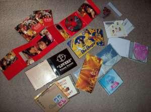Puri Puri album special editions...