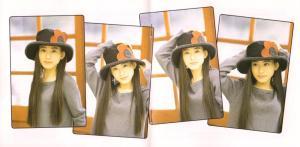 "Mochida Maki ""Haru Natsu Aki Fuyu"" (booklet scan)"