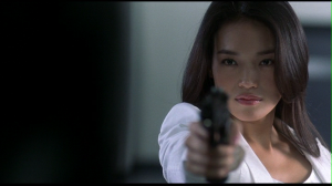 "Shu Qi in ""so close""...dangerous has never looked so *sexy*!"