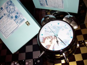 Hirano Aya voiced alarm clock giveaway~
