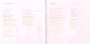 "Ito Yuna ""Dream"" (booklet scan9)"