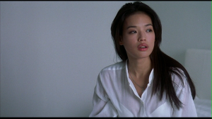 "Shu Qi....in ""the morning..."" =)"