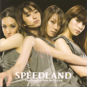 "SPEED ""SPEEDLAND"" (booklet cover scan)"
