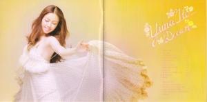"Ito Yuna ""Dream"" (booklet scan1)"