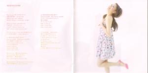 "Ito Yuna ""Dream"" (booklet scan7)"