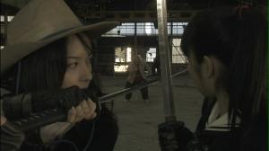 Aya♥ vs. Saki!!