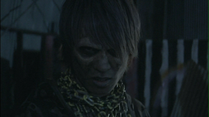 "Zombie in ""Onechanbara""..."