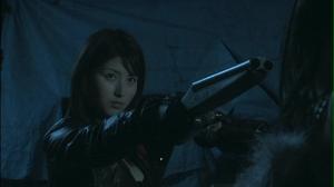 "Hashimoto Manami in ""Onechanbara""..."