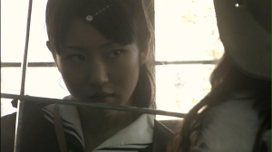 Saki meets Aya...