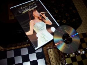 """Mano Erina """"Debut Concert ~Prologue Otome no inori~"""" DVD"""