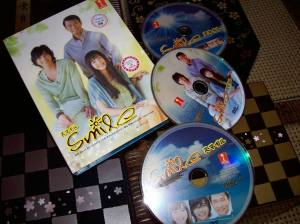 """Smile"" complete series DVD set~"