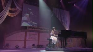 """Manoeri in """"Debut Concert ~Otome no inori~""""..."""