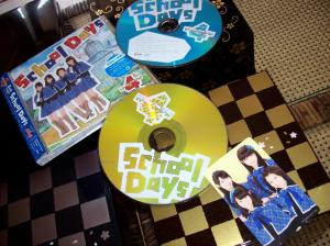 """Guardians4 """"School Days"""" LE first pressing CD single w/ photo trading card"""