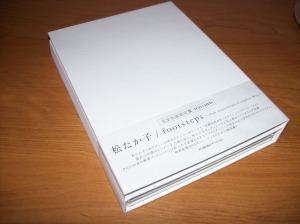 "Matsu Takako ""footsteps~10 Anniversary Complete Best~"""
