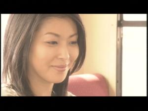 """Matsu Takako in """"Akari no tomoru ho e""""..."""