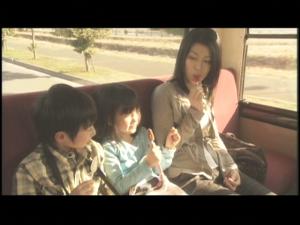 """Matsu♥Takako in """"Akari no tomoru ho e""""..."""