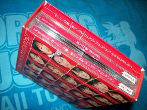 "Momusu ""Zen single coupling collection"" LE release~"