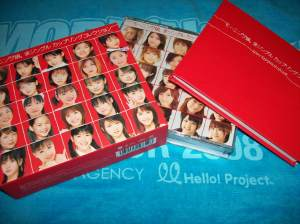 "Momusu ""Zen single coupling collection"" LE"