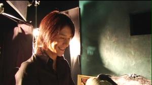 "Tackey in ""Hikari Hitotsu"" making of..."