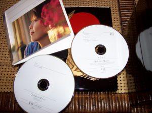 """Matsu Takako """"Kimi to nara"""" (first pressing)"""
