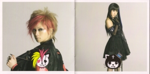 "Hangry & Angry ""Sadistic Dance"" (booklet scan3)"