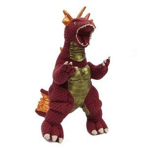 Godzilla♥ in the *plush*~ o(*´∀`)o゛