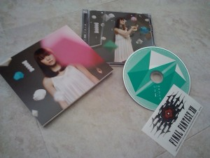 "Sugawara Sayuri ""Kimi ga iru kara"" (first press)..."